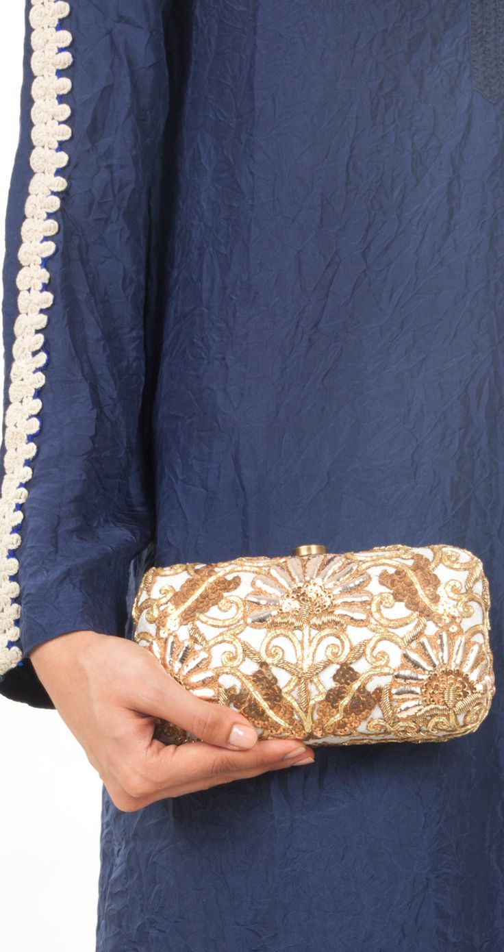 24 best Indian/Traditional Clutches images on Pinterest | Bags ...