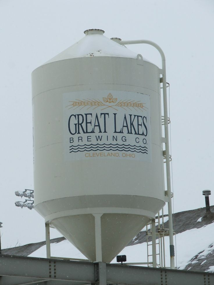 Great Lakes Brewery, Cleveland Ohio. There is also a GLB inside CLE