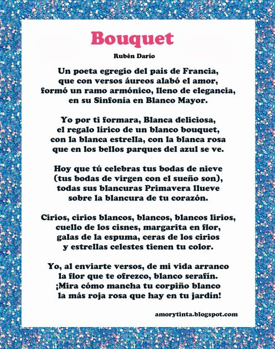 poemas de ruben dario en espanol - Google Search
