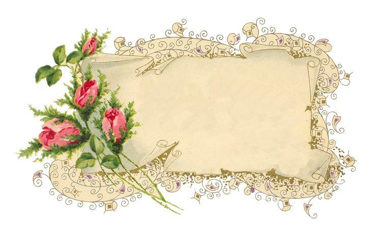free victorian birthday clip art - photo #3
