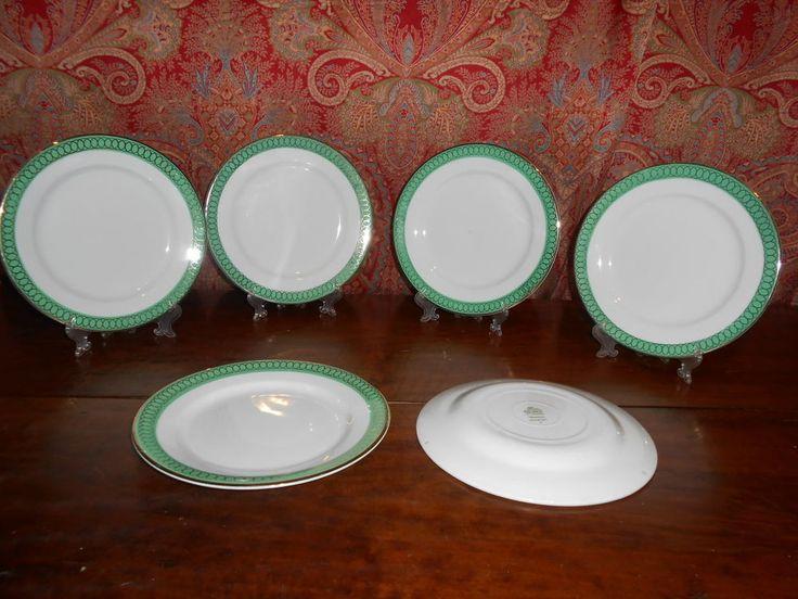 1000 images about ceramiche porcellane antiquariato vintage on pinterest vintage - Servizio piatti design ...