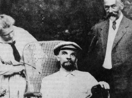 Vladimir Ilyich Ulyanov, suffered a decisive third stroke on March 10th 1923.