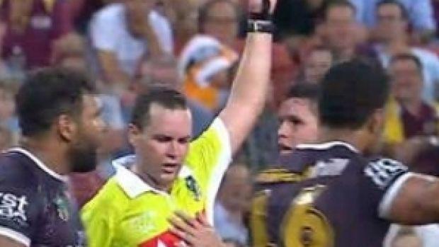 Brisbane Broncos star James Roberts faces NRL scrutiny over...: Brisbane Broncos star James Roberts faces NRL scrutiny… #BrisbaneBroncos