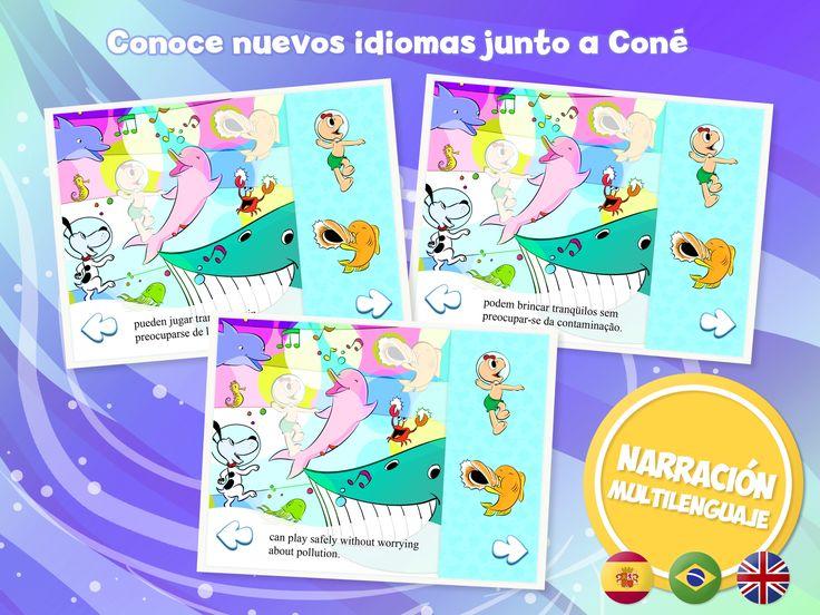 ¡Reflauta! la nueva #Aplicacion de Coné está en tres idiomas, aprender a reciclar si es divertido. hlk.cl/1345j67