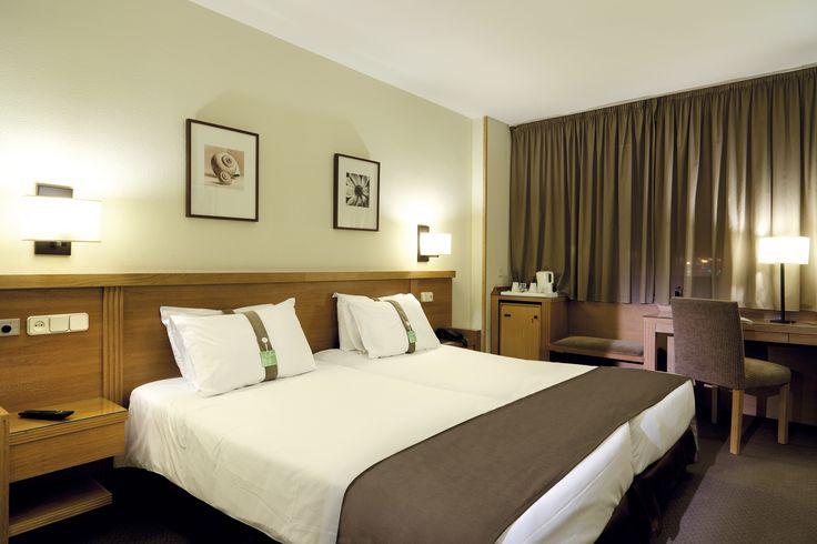 Habitación doble - Holiday Inn Madrid-Pirámides