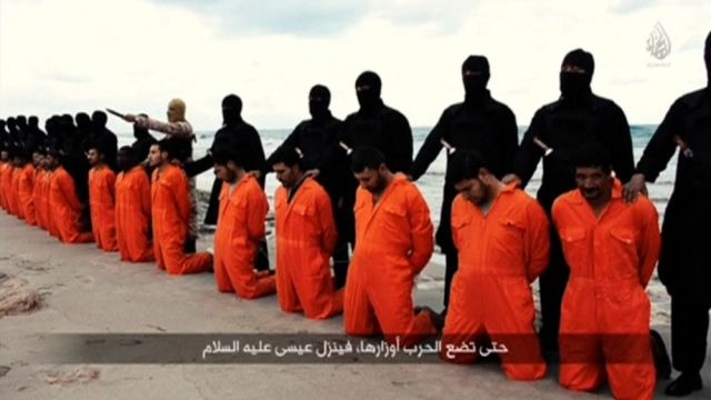 Christians Mark Anniversary of 21 Beheaded Copts in ISIS' 'Message to Nation of the Cross'