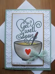 stampin up get well soup