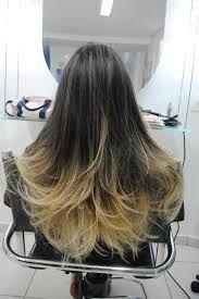 Resultado de imagen para californianas platinadas em cabelos pretos