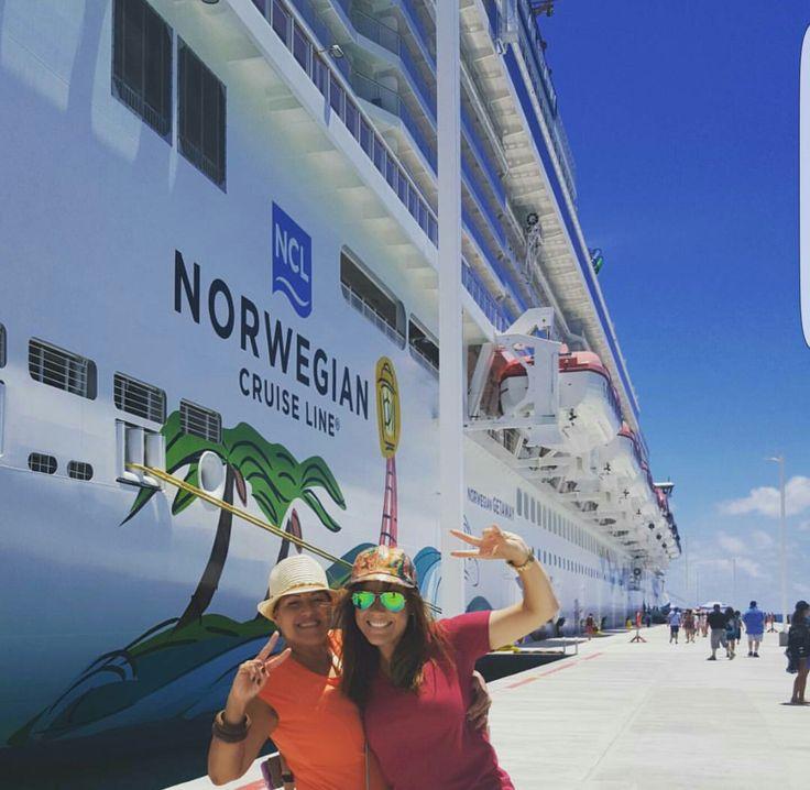 De crucero por el caribe  Getaway, Norwegian Cruise