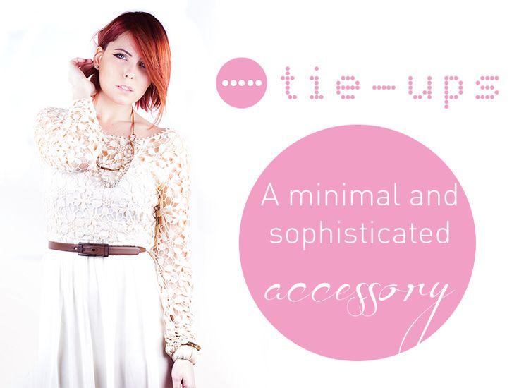 My Tie-Ups Belts #fashion #fashionista #girl #fashionblogger