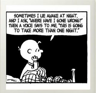 Image result for quotes charlie brown awake at night