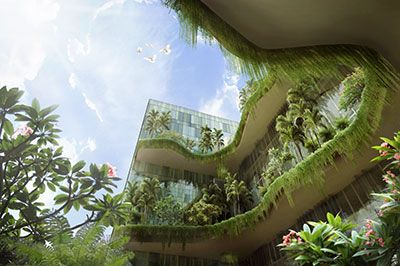 PARKROYAL garden Singapore