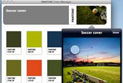 Getting Started with PANTONE COLOR MANAGER