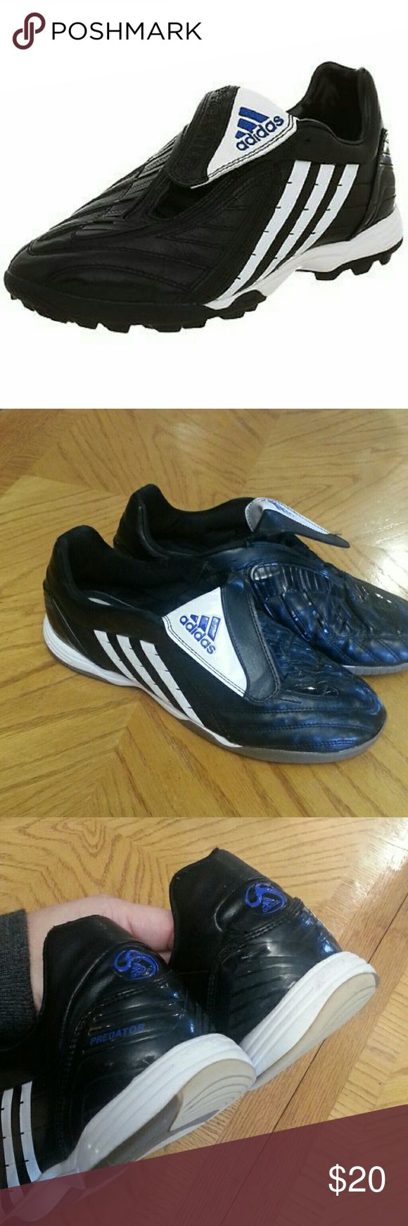 Adidas Predator Men's basketball Shoes Gently used condition. Size 10 Adidas Shoes Athletic Shoes