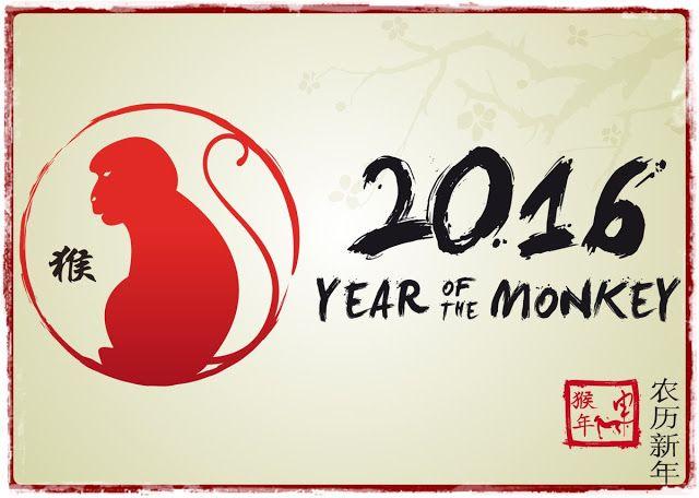 Viagens e Beleza: Vai começar o Ano do Macaco, no horóscopo chinês!