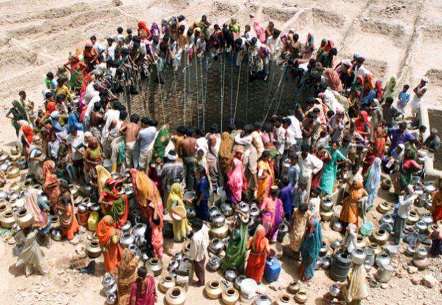 世界的水供應量將於15年內急劇下降   Outside