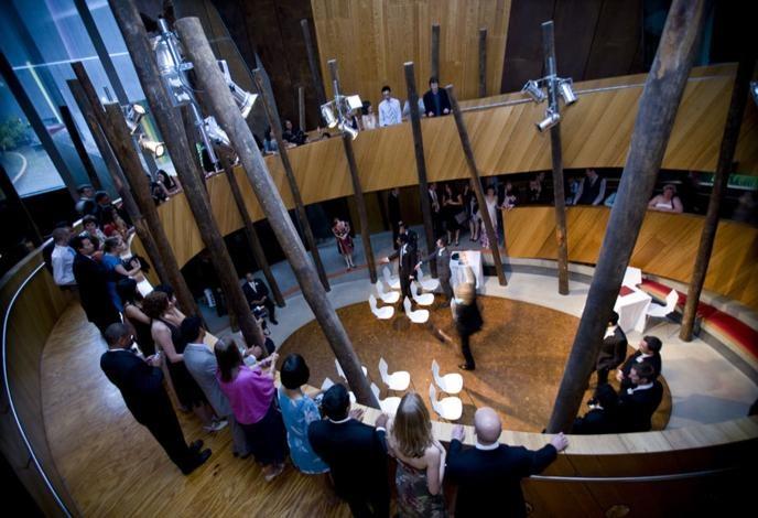 Wedding Venue Ideas - Melbourne Museum