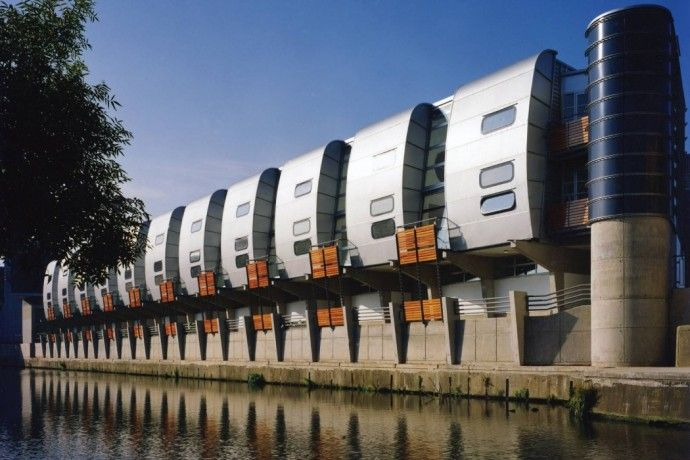 4 Of London's Property Hotspots - Camden Grand Union Walk Housing
