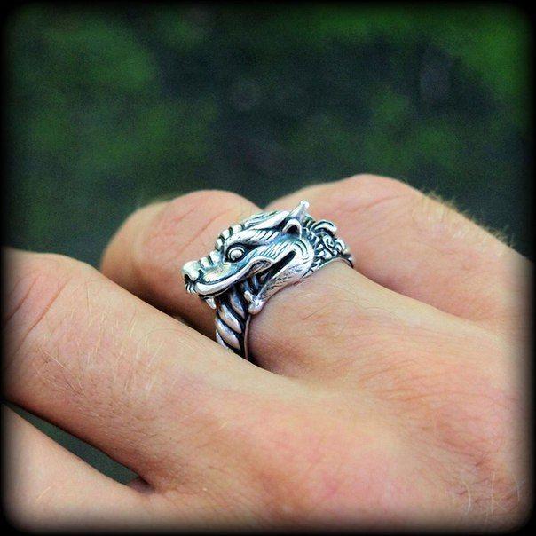 Кольцо Trillobeat  материал: серебро Цена: 4990/Rur  grog-shop.com  #indagrog