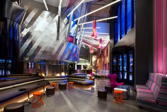 Enjoy a hip luxury boutique hotel in downtown Seattle, where the vibe of the city captivates your spirit. The W Seattle is a modern hotel in in Seattle, WA