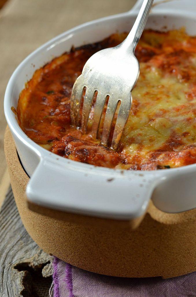 Recette Lasagne courgette ricotta tomate