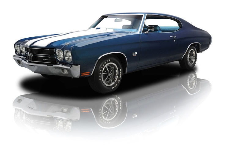 1970 Chevrolet Chevelle Super Sport LS5 V8 TH400 3 Speed A/C