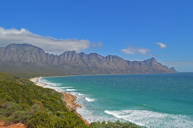 Kogelberg Biosphere Nature Reserve. Clarence Drive is visible running long the edge of False Bay. The area recognized as perhaps world's greatest biodiversity hot-spot. Size for size, the 100,000 hectare UNESCO designated Kogelberg Biosphere Reserve is home to the most complex biodiversity on our planet with more than 1,880 different plant species … the next richest is the South American rain forest with just 420 species per 10,000 sqkm! #Kogelberg #naturereserve #ClarenceDrice #GordonsBay