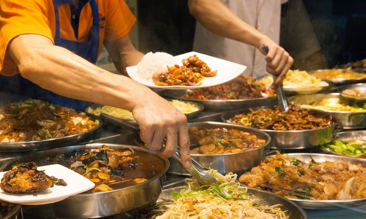 Top 10 Hawker stall in Singapore