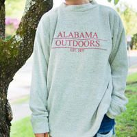 Woolly Threads Alabama Outdoors Pullover - additional