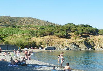 Crique de Port Vendres