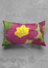 FLOWER PILLOW: What a beautiful product!