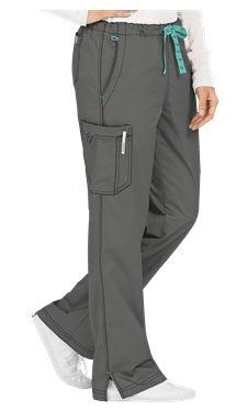 Med Couture MC² Scrubs Layla Cargo Pant Style # MC8741 #uniformadvantage…