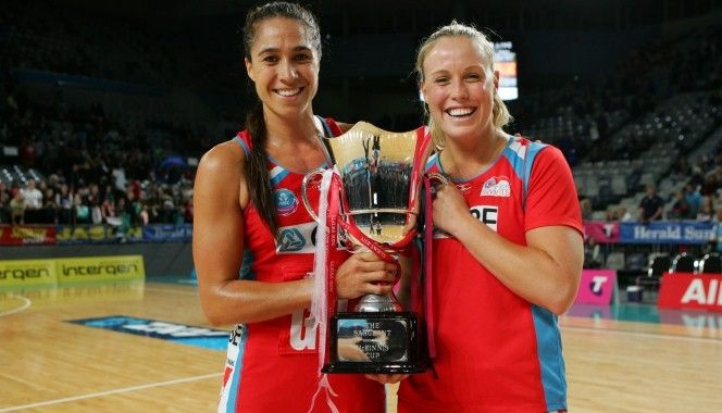 Netball Australia would like to congratulate Australian Diamonds mid-courter Kim Green and defender Mo'onia Gerrard for their reappointment as co-captains for the NSW Swifts in the 2013 ANZ Championship.