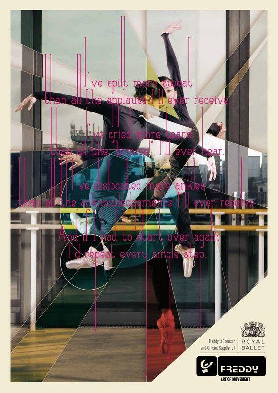 #copywriter Royal Ballet & Freddy: Royal Ballet & Freddy  Freddy sponsor ufficiale Royal Ballet Ho perso più sudore di quanti… #copywriting