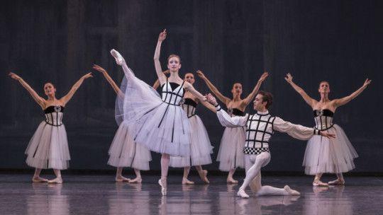 Myriam Ould-Braham and Mathias Heyman in Brahms-Schönberg Quartet (Paris Opera Ballet)