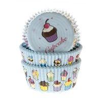 Cupcake Förmchen Cupcake, 50 Stück by bakeria.ch