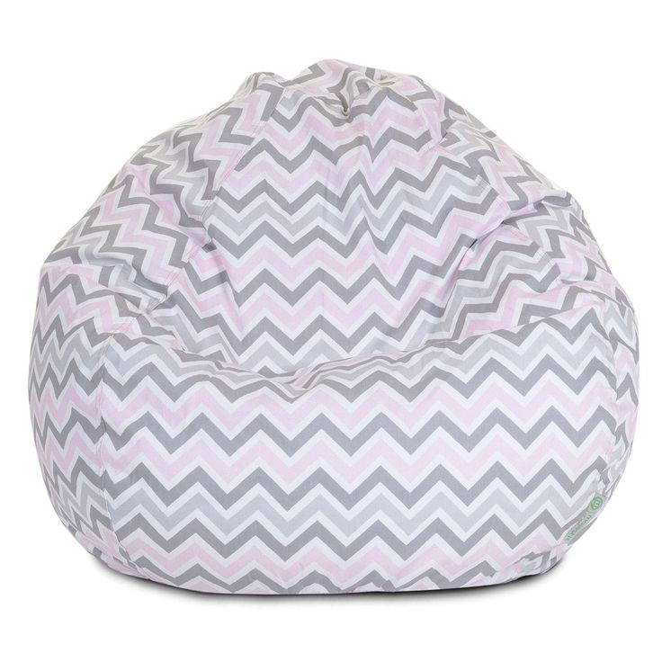 Pink Zoom Zoom Small Classic Bean Bag