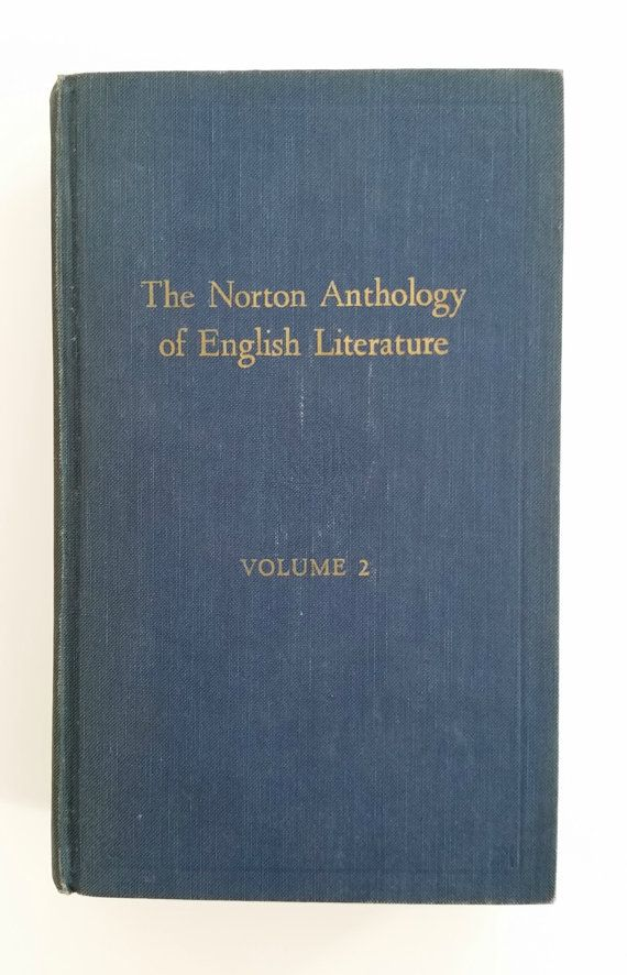 The Norton Anthology of American Literature Vol A Beginnings to 1820