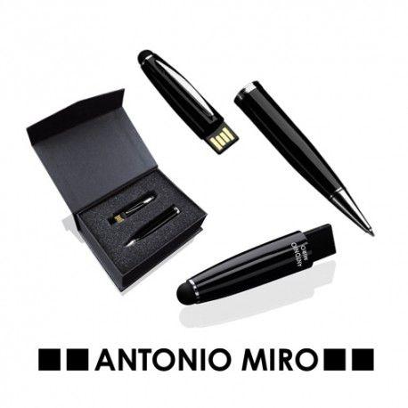 Boligrafo metalico con memoria USB Latrex 8GB 13,12€