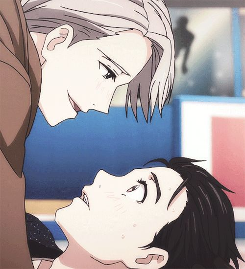 I FREAKING LOVED THIS SCENE OMG IT WAS SO FLIPPING ADORABLE #VICTUURI FOR LIFE