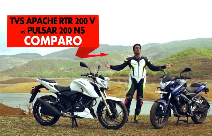 Bajaj Pulsar stepped the ante in the world of value for money performance small capacity machine with the Bajaj Pulsar NS 200. Although late to the party, TVS has got in more options and a fresh new thought process with the newly launched #TVS #Apache #RTR 200 4V.  We put the #Bajaj #Pulsar 200 NS and the TVS Apache RTR 200 4V through the tests to find out which one is better! #Review #PowerDrift