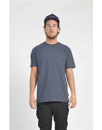 Huffer Spot Tee $79 available online & in store at Needles And Threads.   Shop Online at www.needlesandthreads.co.nz