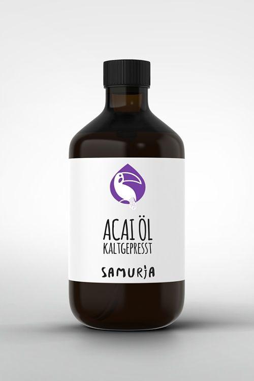 Das kaltgepresste Öl der Acai-Beere ist ein kleines Anti-Aging-Wunder.