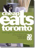 Cheap Eats Toronto restaurant guide blog