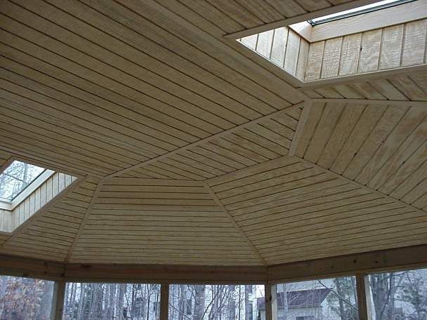 T1 11 Ceiling In 2019 Porch Ceiling Porch Patio