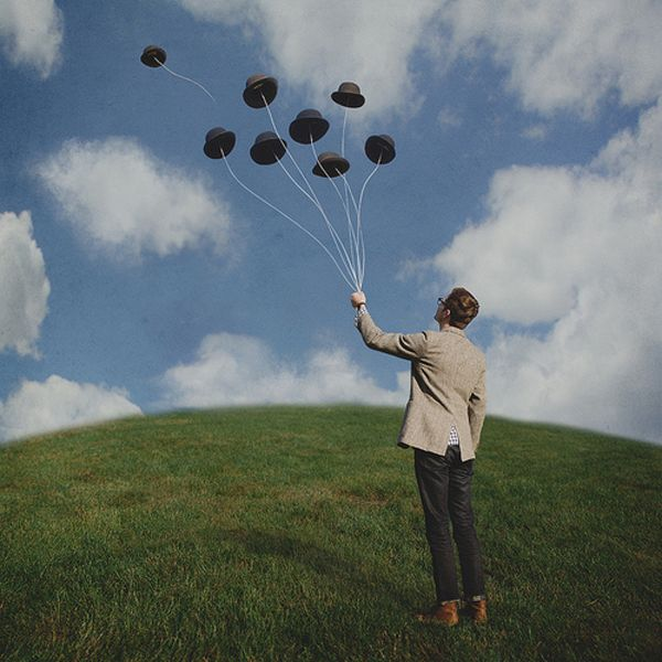 Surreal & Conceptual Photography by Logan Zillmer   123 Inspiration