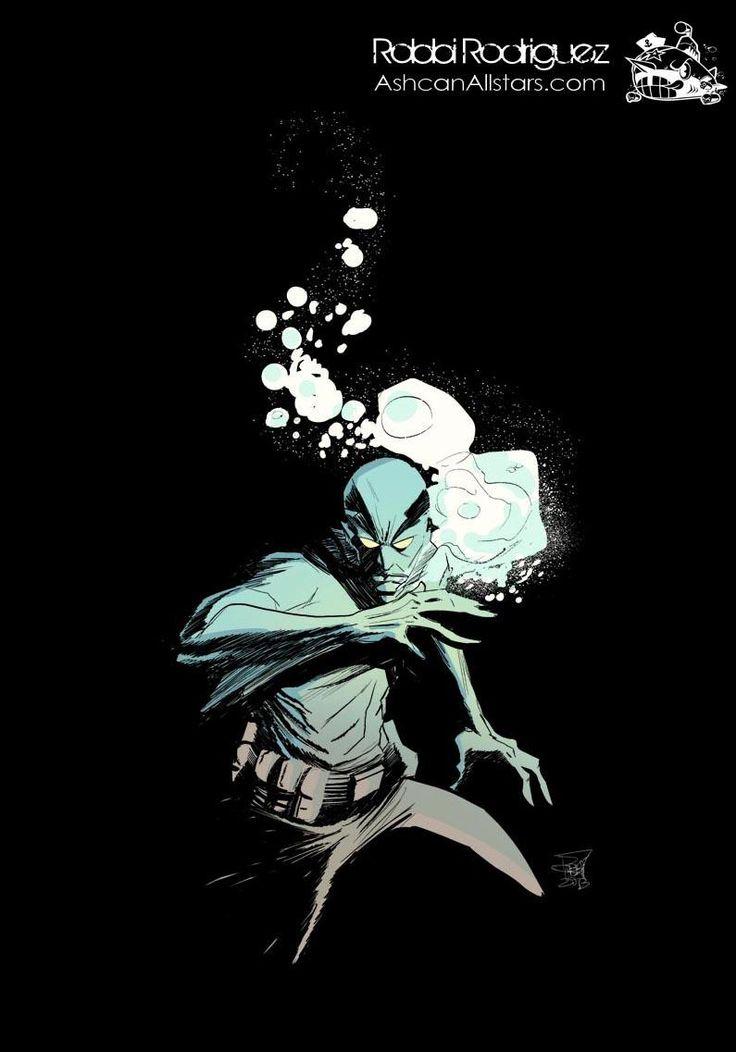 Abe Sapien by Robbi Rodriguez | HellBoy & Abe Sapien & Lobster ...