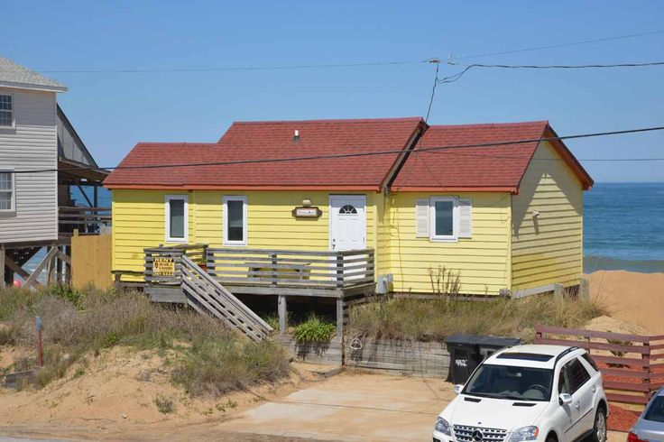 047-Terra Mar • Outer Banks Vacation Rental in Kitty Hawk