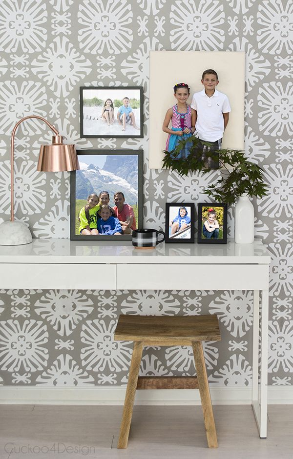 Decorating With Photos Decorating Wall Decals And Wallpaper: decorating with photographs