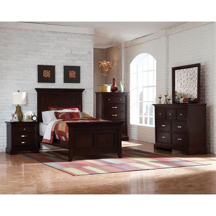 6PC1349 BEDROOM46 Homelegance 6 Piece Full Bedroom Set Part 41